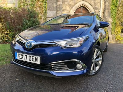 Toyota Auris Estate 1.8 VVT-h Excel Touring Sports CVT (s/s) 5dr (Safety Sense)