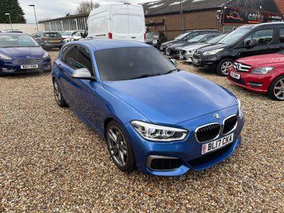 BMW 1 Series Hatchback 3.0 M140i Hatchback 5dr Petrol Auto (s/s) (340 ps)