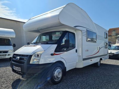 Carado Sorry now sold Coach Built Ford transit