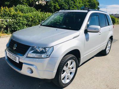 Suzuki Grand Vitara SUV 2.4 SZ5 5dr