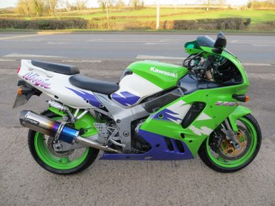 Kawasaki ZX-9R Sports Tourer 900 B4