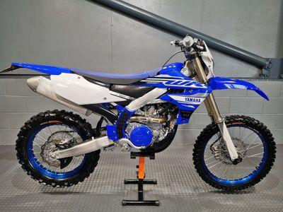 Yamaha WR450 Motocrosser 450 F
