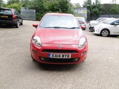 Fiat Punto Hatchback 1.2 8V Easy 3dr