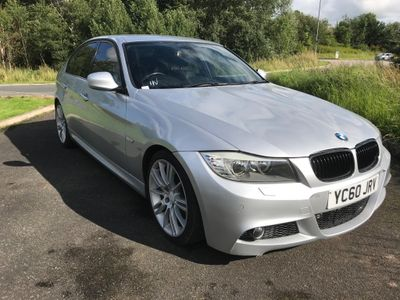 BMW 3 Series Saloon 3.0 335d M Sport 4dr