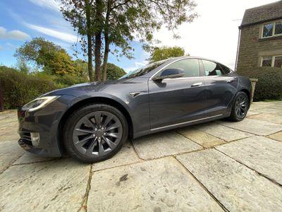 Tesla Model S Saloon 100D Auto 4WD 5dr