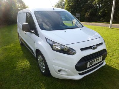 FORD TRANSIT CONNECT Panel Van 1.6 TDCi 210 L2 Trend 4dr