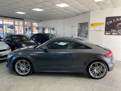 Audi TT Coupe 3.2 TFSI S Tronic quattro 2dr