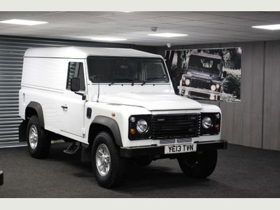 Land Rover Defender 110 SUV 2.2 D DPF Hard Top 3dr