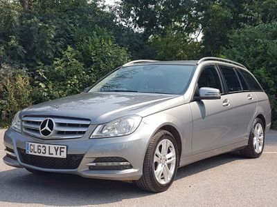 Mercedes-Benz C Class Estate 2.1 C220 CDI SE (Executive Premium) 7G-Tronic Plus 5dr