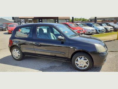 Renault Clio Hatchback 1.2 Rush 3dr