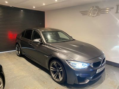 BMW M3 Saloon 3.0 BiTurbo (s/s) 4dr