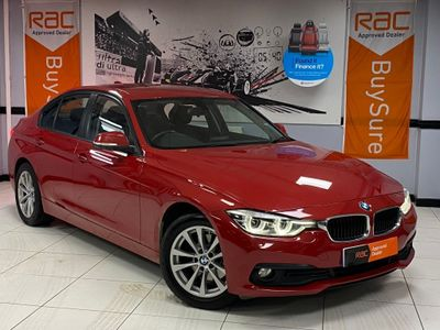 BMW 3 Series Saloon 2.0 320d BluePerformance SE xDrive (s/s) 4dr