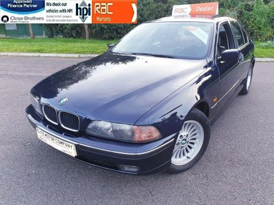 BMW 5 Series Saloon 2.5 523i 4dr