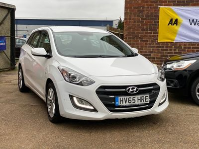 Hyundai i30 Estate 1.6 CRDi Blue Drive S Tourer 5dr