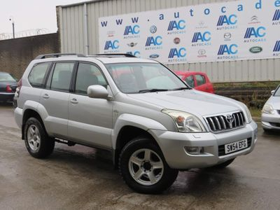 Toyota Land Cruiser SUV 3.0 D-4D LC4 5dr