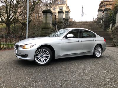 BMW 3 Series Saloon 2.0 318d Luxury (s/s) 4dr