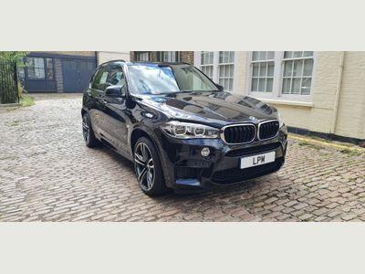 BMW X5 M SUV 4.4 BiTurbo Auto xDrive (s/s) 5dr (5 Seat)