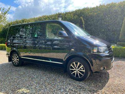 Volkswagen Caravelle MPV 2.0 TDI BlueMotion Tech Executive 4Motion SWB 5dr