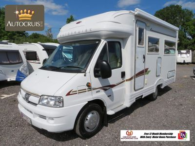 Autocruise Starspirit Coach Built Motor home