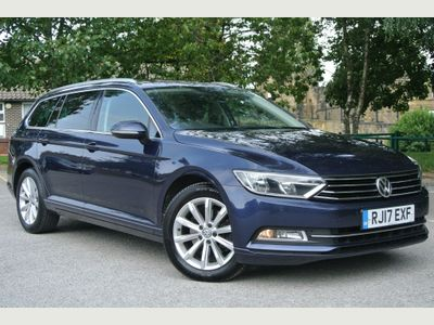 Volkswagen Passat Estate 2.0 TDI SE Business DSG Auto 6Spd (s/s) 5dr