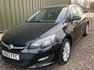 Vauxhall Astra Hatchback 1.7 CDTi ecoFLEX Energy 5dr