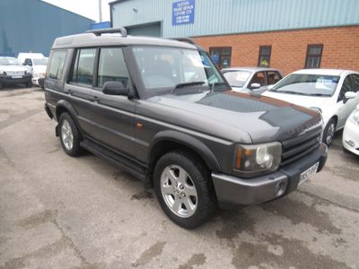 Land Rover Discovery SUV 2.5 TD5 XS 5dr (7 Seats)