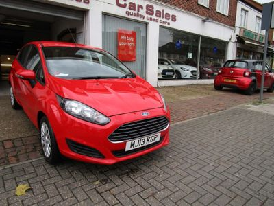 Ford Fiesta Hatchback 1.6 Style Powershift 5dr