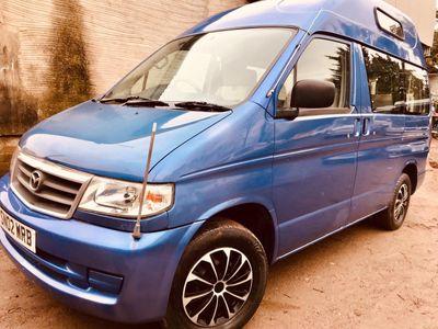 Mazda Bongo Campervan HIGH TOP 4 BERTH FULL CAMPER CONVERSION PETROL 45k
