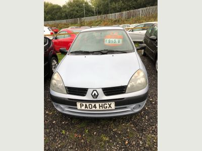 Renault Clio Hatchback 1.5 dCi Authentique 5dr