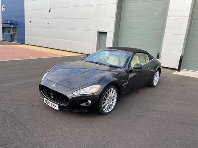 Maserati GranCabrio Convertible 4.7 V8 Auto 2dr