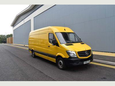 Mercedes-Benz Sprinter Panel Van 2.1 CDI 313 Extra High Roof Panel Van 4dr (LWB)