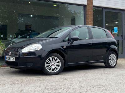 Fiat Grande Punto Hatchback 1.2 Dynamic 5dr