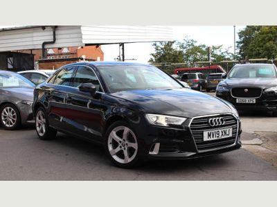 Audi A3 Saloon 1.0 TFSI 30 Sport S Tronic (s/s) 4dr