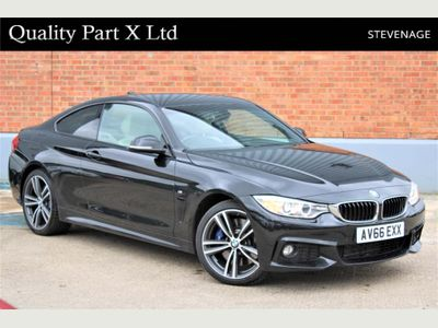 BMW 4 Series Coupe 3.0 430d M Sport xDrive 2dr