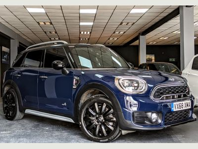 MINI Countryman SUV 2.0 Cooper S ALL4 (s/s) 5dr