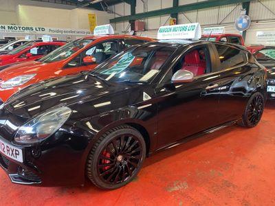 Alfa Romeo Giulietta Hatchback 1.8 TBi Cloverleaf 5dr