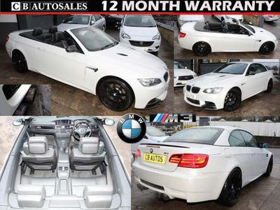 BMW M3 Convertible 4.0 Limited Edition 500 DCT 2dr