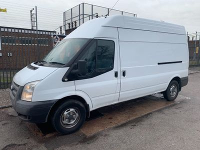 Ford Transit Panel Van 350 2.2TDCi 125 LWB HIGH ROOFVAN