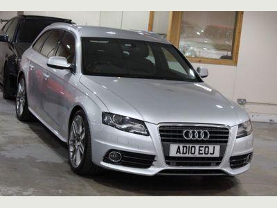 Audi A4 Avant Estate 2.0 TDI S line Special Edition Avant Multitronic 5dr