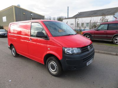 Volkswagen Transporter Panel Van 2.0 TDI SWB Air Conditioning,Tail-Gate.