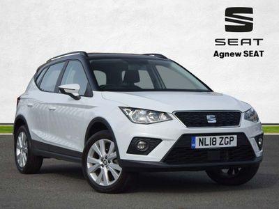 SEAT Arona SUV 1.0 TSI SE (s/s) 5dr