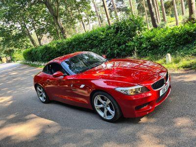 BMW Z4 Convertible 2.5 23i M Sport sDrive 2dr