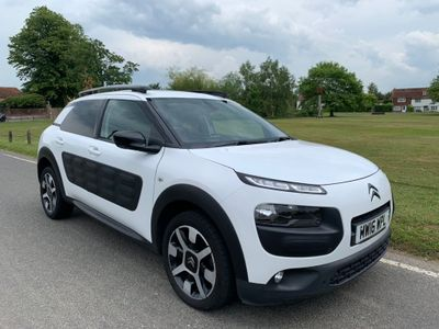 Citroen C4 Cactus Hatchback 1.6 BlueHDi Flair Edition ETG6 (s/s) 5dr