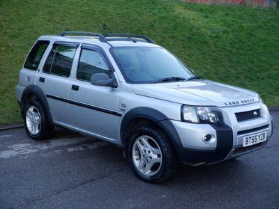 Land Rover Freelander SUV 2.0 TD4 HSE 5dr