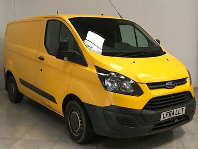 Ford Transit Custom Panel Van 2.2 TDCi 310 L2 H1 5dr