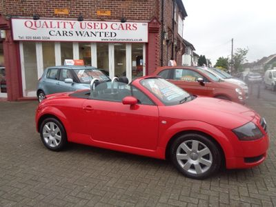 Audi TT Convertible ONLY 61.000 MILES !!!!!!!!!!!!