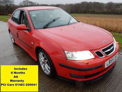 Saab 9-3 Saloon AERO T- UPGRADES OF £4200