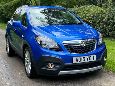 Vauxhall Mokka Hatchback 1.4 i 16v SE 5dr