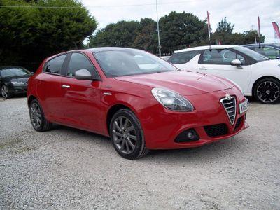 Alfa Romeo Giulietta Hatchback 1.4 TB MultiAir Collezione 5dr