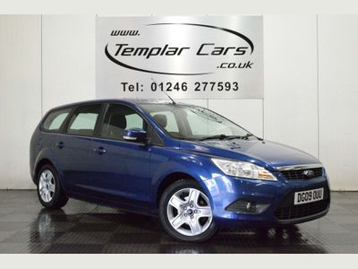Ford Focus Estate 1.8 Style 5dr